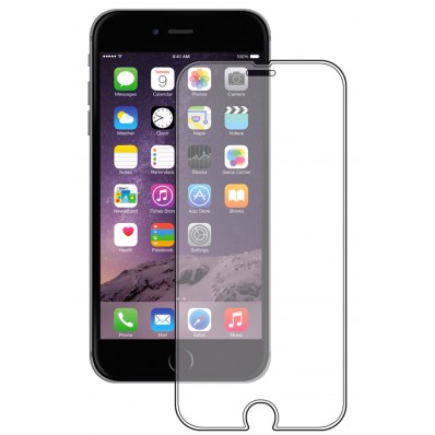 Защитное стекло Apple iPhone 6 Pius  / 6S Plus / 7 Plus / 8 Plus без рамок в Томске