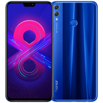 Honor 8X 4/64Gb Синий EAC в Томске