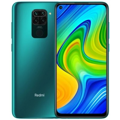 Xiaomi Redmi Note 9 3/64Gb NFC Forest Green (Зеленый) в Томске