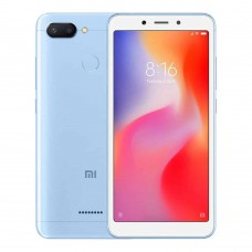Xiaomi Redmi 6 3/32Gb Global Version Blue (Синий)