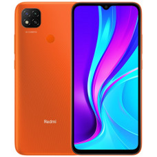 Xiaomi Redmi 9C 2/32Gb (NFC) Sunrise Orange (Оранжевый)