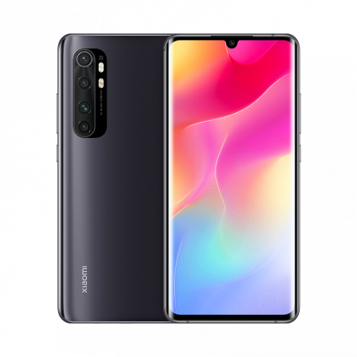 Xiaomi Mi Note 10 Lite 6/128Gb Midnight Black (Черный) в Томске