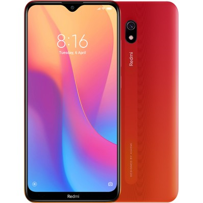 Xiaomi Redmi 8A 2/32Gb Global Version Sunset Red (Красный) в Томске