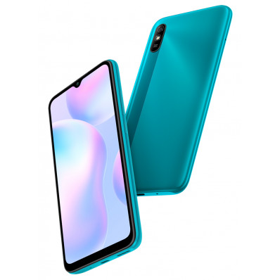 Xiaomi Redmi 9A 2/32Gb Peacock Green (Зеленый) EAC в Томске