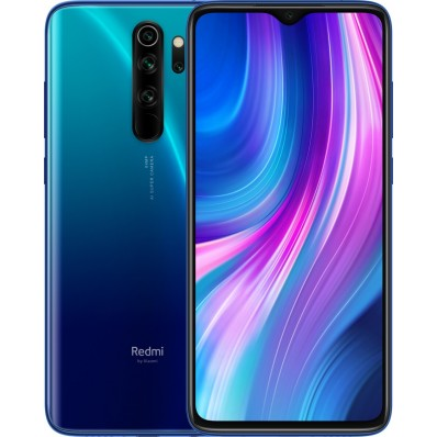 Xiaomi Redmi Note 8 Pro 6/64Gb Global Version Starscape Blue (Синий) в Томске